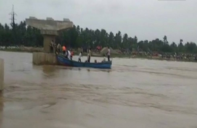As Siang swells, 19 airlifted from marooned areas in Arunachal, 200 rescued in Assam