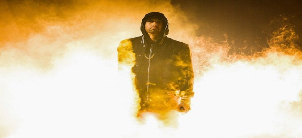 Eminem releases surprise new album 'Kamikaze' (Photo:Twitter)