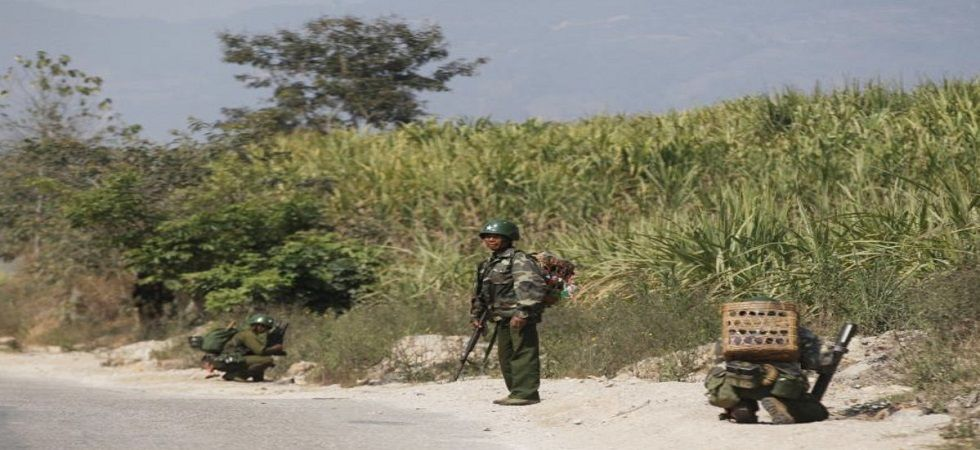 Myanmar releases 75 more child soldiers: UNICEF (Photo- Twitter/@snorthfield45)