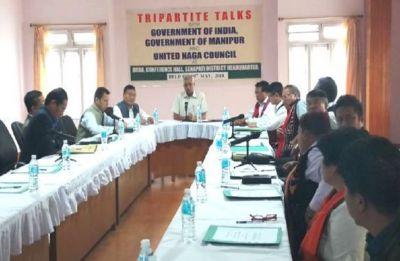 10th round of tripartite talks held, next round in December