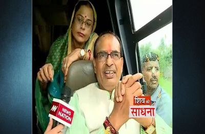 Shivraj Singh Chouhan gets candid with News Nation, reveals why he is called Mama
