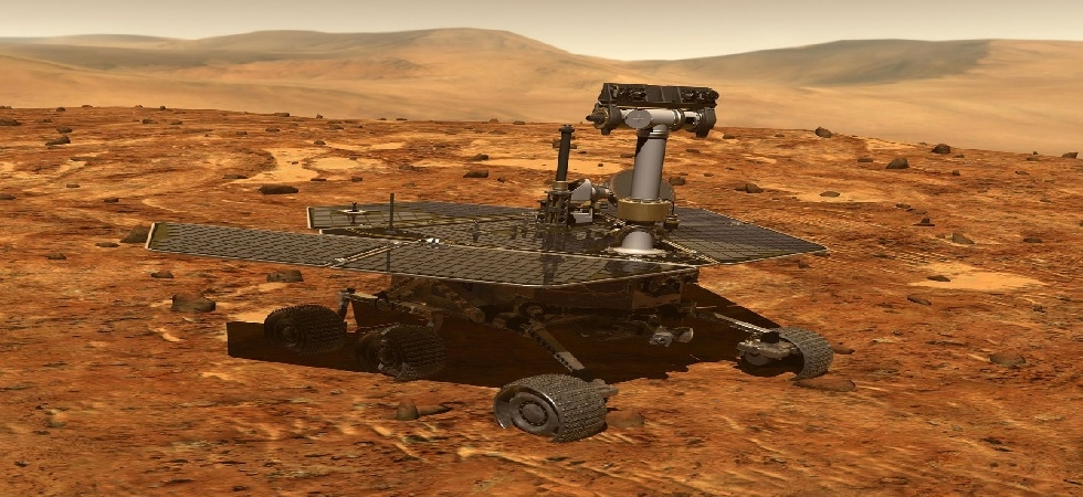 NASA's Opportunity rover expected to restart as dust storm clears on Mars (Image: Twitter)
