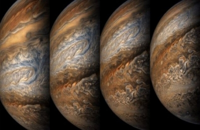 Life on Jupiter? NASA spots water on largest planet