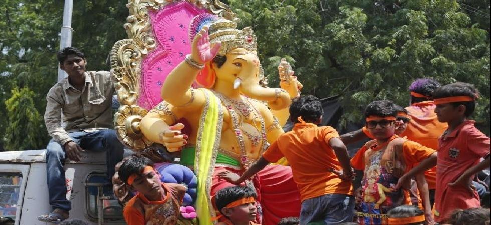 Vinayaga Chaturthi: Hindu Munnani leader moves court against prescribed norms for installing Vinayaga idols (File Photo: PTI)