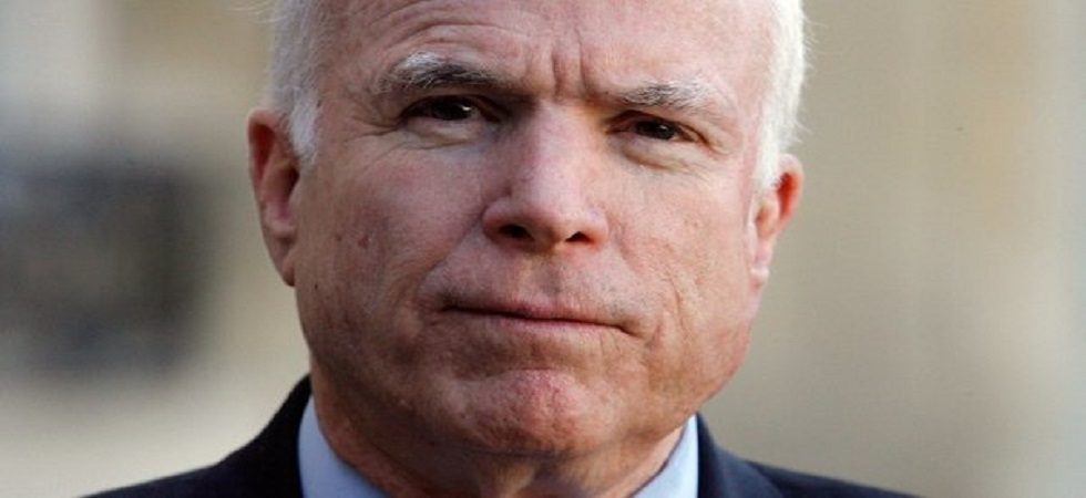 Americans bid McCain solemn farewell with US Capitol honour (Photo: Twitter)