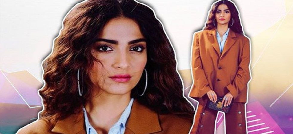 Here's how Sonam K Ahuja rocked the androgynous look (Photo:Twitter)