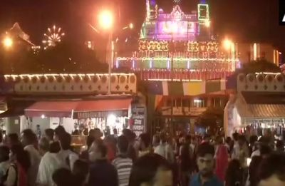 Janmashtami 2018: Lakhs pay obeisance at temples in Mathura amid tight security