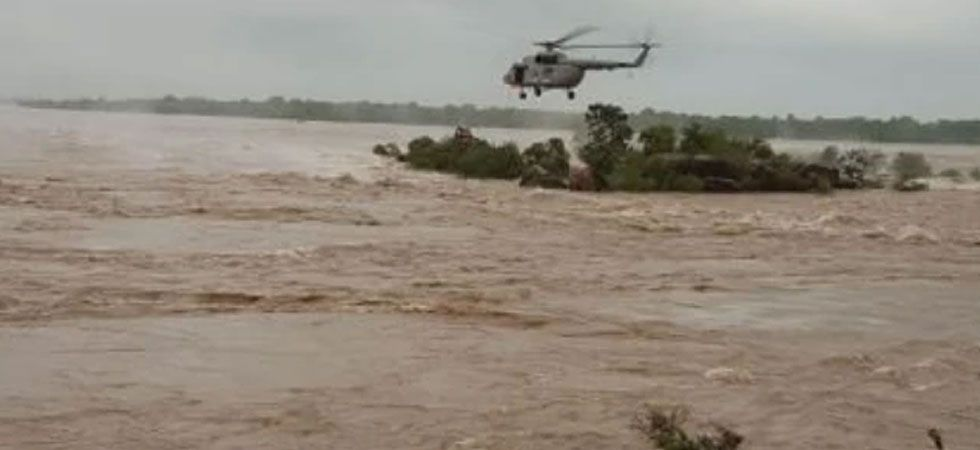 Monsoon rains wreak havoc in Uttar Pradesh, 16 killed, 12 injured (ANI Photo)
