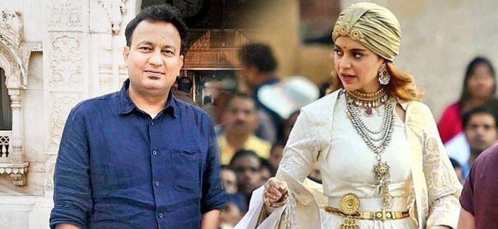 Manikarnika producer Kamal Jain backs Kangana Ranaut over the surfacing controversies (Photo: PTI)
