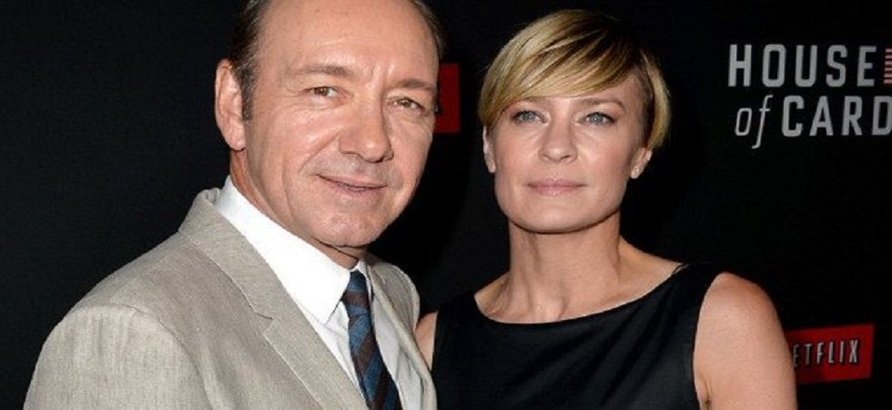 Kevin Spacey has the ability to reform: Robin Wright (Photo:Twitter)