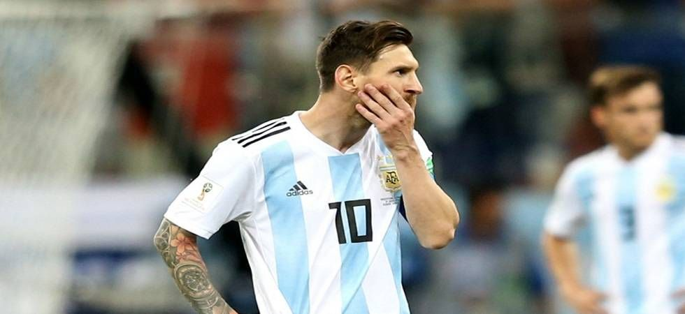 Messi snubbed as Ronaldo, Salah and Modric nominated for FIFA best player award (File photo)