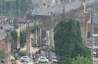 Kolkata Bridge Collapse: One dead, 19 injured; CM Mamata Banerjee orders probe