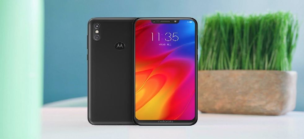 Motorola P30 Note with massive 5000mAh battery, triple SIM tray launched; Know price, specs and more (Image: Twitter)