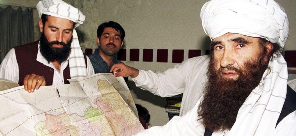 Afghan Taliban announces death of Haqqani network leader (Photo- Twitter/@hashimwahdat)