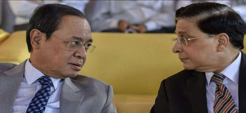 CJI office recommends Justice Ranjan Gogoi as successor to Dipak Misra (Photo: PTI)