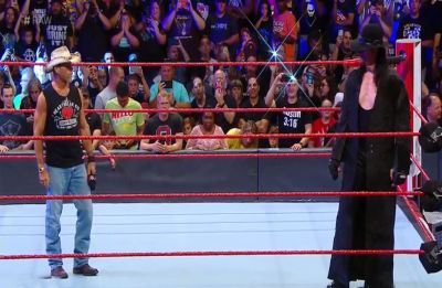 WWE RAW: The Undertaker comes BACK to confront Shawn Michaels