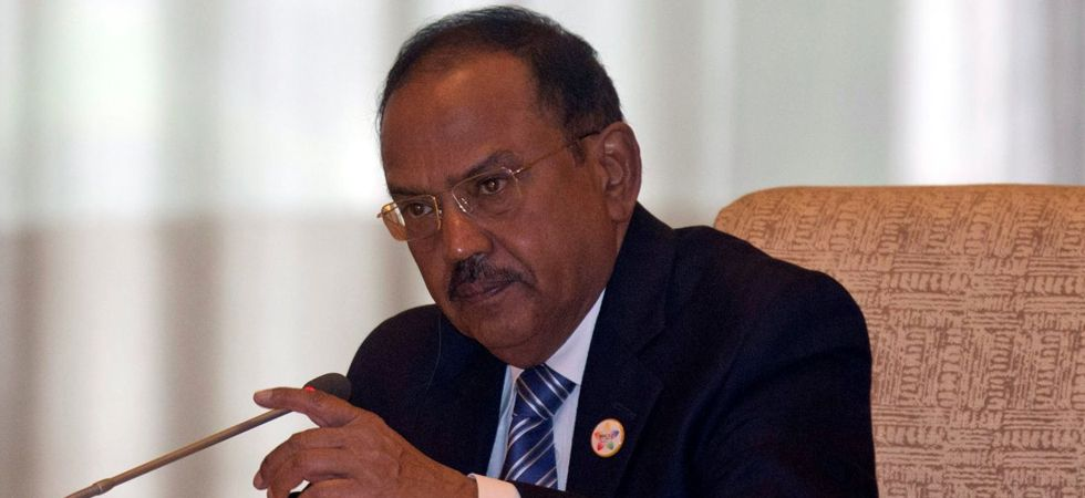 NSA Ajit Doval calls Jammu and Kashmir constitution as 'aberration', irks PDP