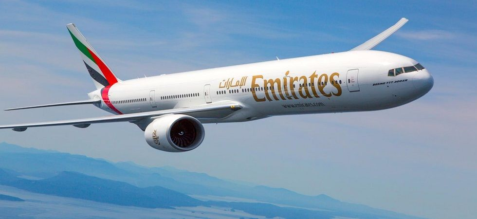 Emirates jet lands in New York with 10 ill passengers (Photo: Twitter)