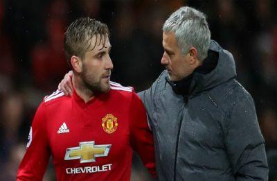 Jose Mourinho behind my England call-up, says Manchester United left-back Luke Shaw