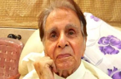 Veteran actor Dilip Kumar hospitalised due to chest infection