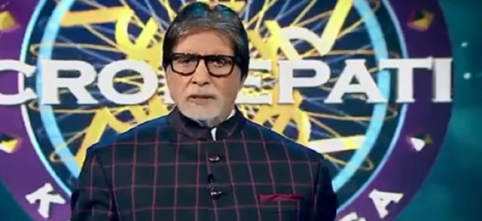 Kaun Banega Crorepati 10: Somesh Kumar Choudhary bags Rs 25 lakhs, to attempt question for Rs 50 lakhs (Twitter)