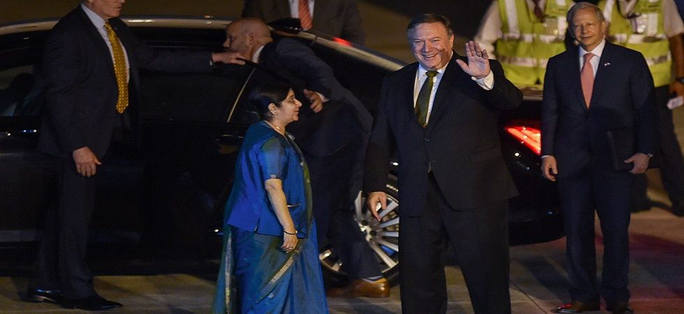 India-US '2+2 dialogue' today; trade ties, defence cooperation on agenda (Photo: PTI)
