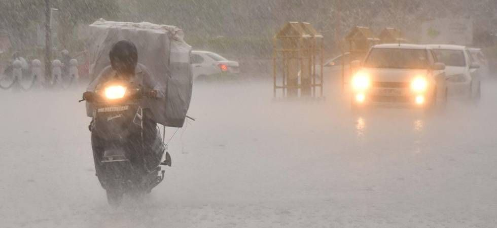 Delhi weather: Rains lash parts of national capital (File photo)