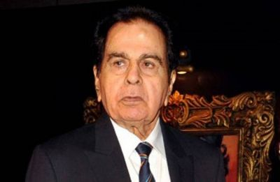 Dilip Kumar diagnosed with pneumonia