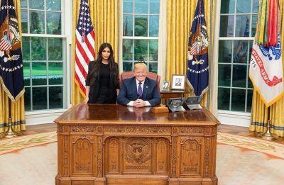 Kim Kardashian meeting with Trump on prison reform