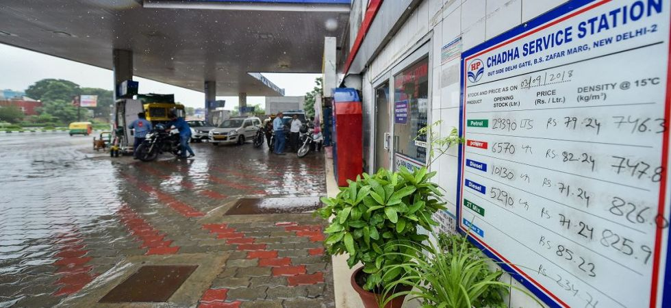 Petrol, diesel prices breach record level; Check September 6 rates here (Photo Source: PTI)