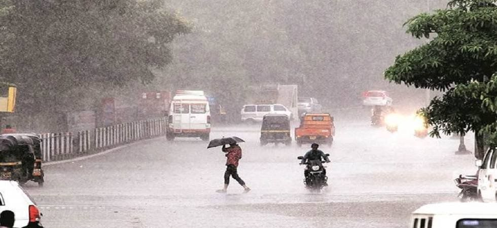 Odisha: Incessant rain cripples life, rains to continue tomorrow (Photo: Twitter)
