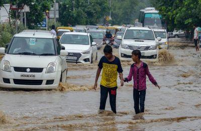 All-India Weather: Heavy rains hit normal lives in Delhi, Himachal Pradesh, Odisha