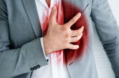 'New blood test to predict second heart attack risk'