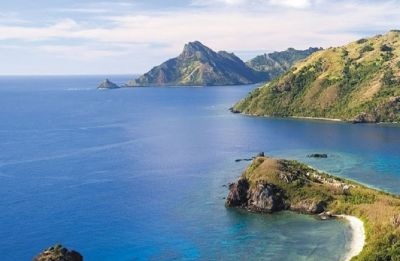 Climate negotiator warns world 'out of time' to save islands