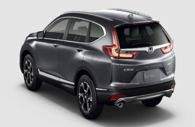 Honda CR-V 2018 launch on October 9; Know price, specs and more
