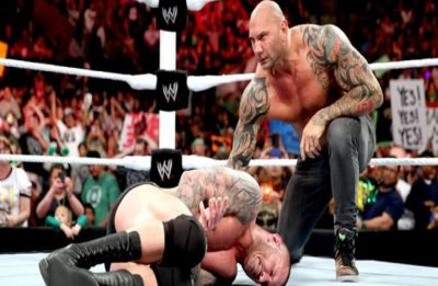 Batista is 'SURE' of WWE comeback