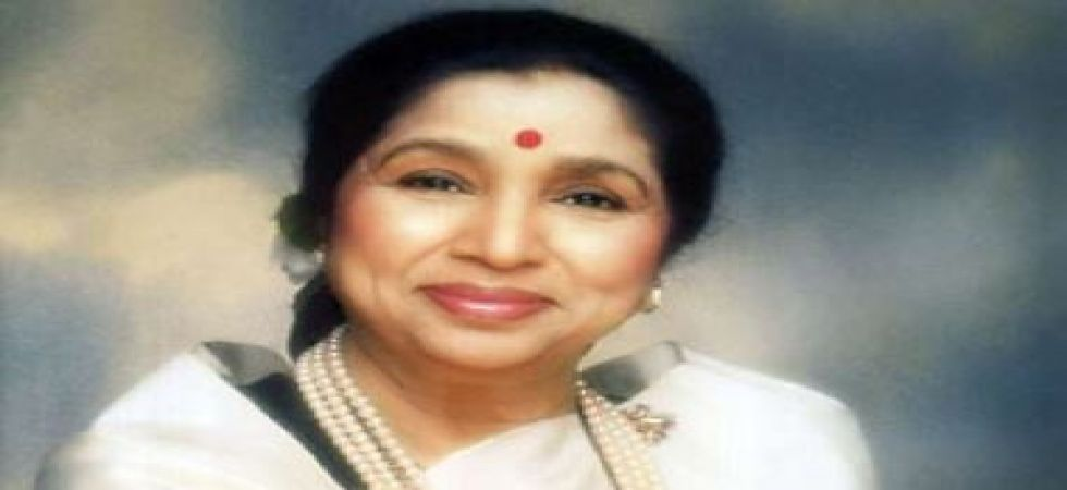 Asha Bhosle: A medley of soulful voice, youthful charisma and perky sense of humour (Photo: Twitter)