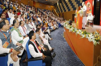 BJP National Executive: We will rule for 50 years, says Amit Shah
