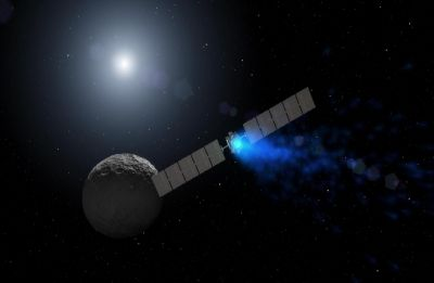 NASA'S Dawn spacecraft to run out of fuel after 11 years