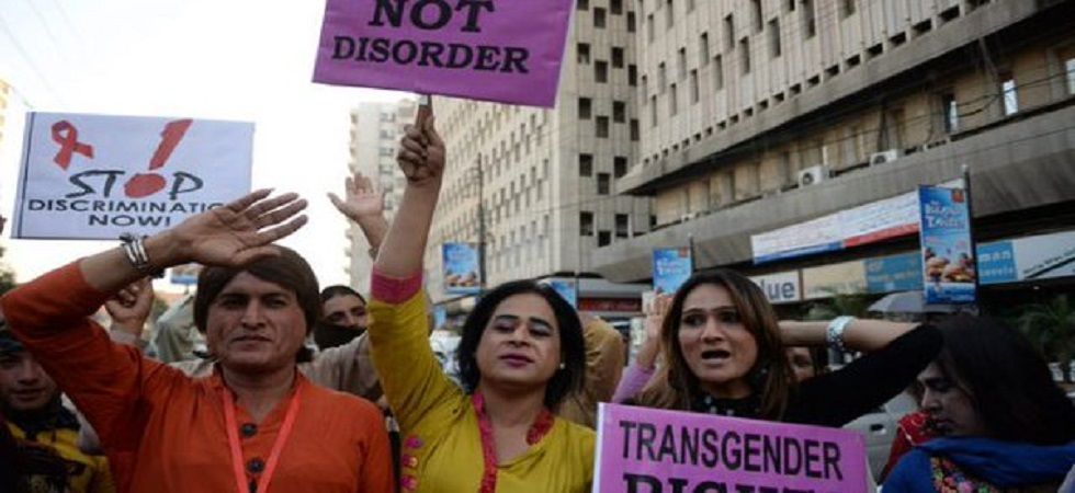Transgender in Pakistan set on fire by four men for resisting sexual assault (Photo:Twitter)