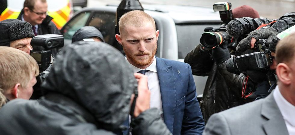 Ben Stokes, Alex Hales to face disciplinary hearing by ECB disciplinary committee  (Photo: Twitter)
