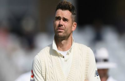 England vs India 5th Test: James Anderson fined 15 per cent of match fee for showing dissent