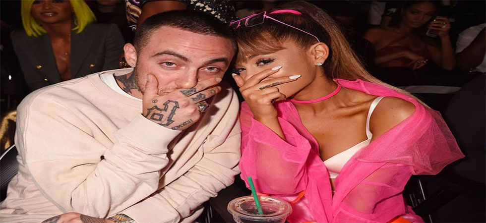 Ariana Grande mourns Mac Miller's death (Photo: Twitter)