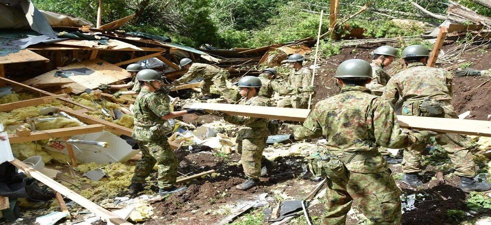 Japan toll 44 after strong quake, no more missing (Photo- Twitter/@JPN_PMO)