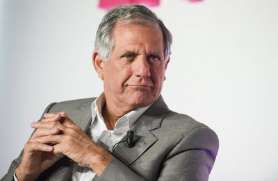 Moonves leaves CBS over sexual misconduct claims