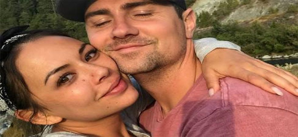 Janel Parrish and Chris Long get married (Photo:Twitter)