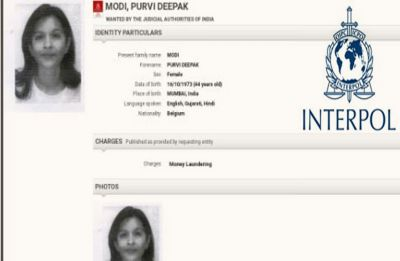 PNB Scam: Interpol issues red corner notice against Nirav Modi's sister Purvi