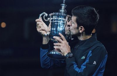US Open: Novak Djokovic defeats del Potro by straight sets, wins 14th Grand Slam title