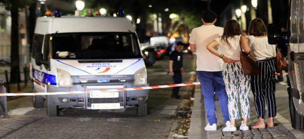 Paris: Seven including two British nationals wounded in knife attack (Photo: Twitter)