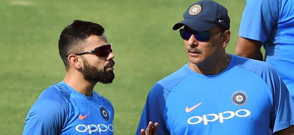 BCCI Payments: Ravi Shastri bags Rs. 2.05 crore as advance payment (Photo: Twitter)
